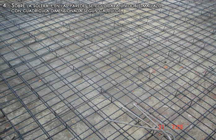 Gytecna gunitados y t cnicos del agua for Materiales para construir una piscina